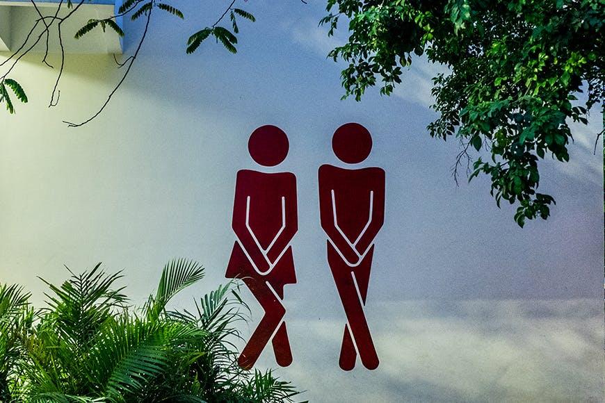 Public Toilet Photo