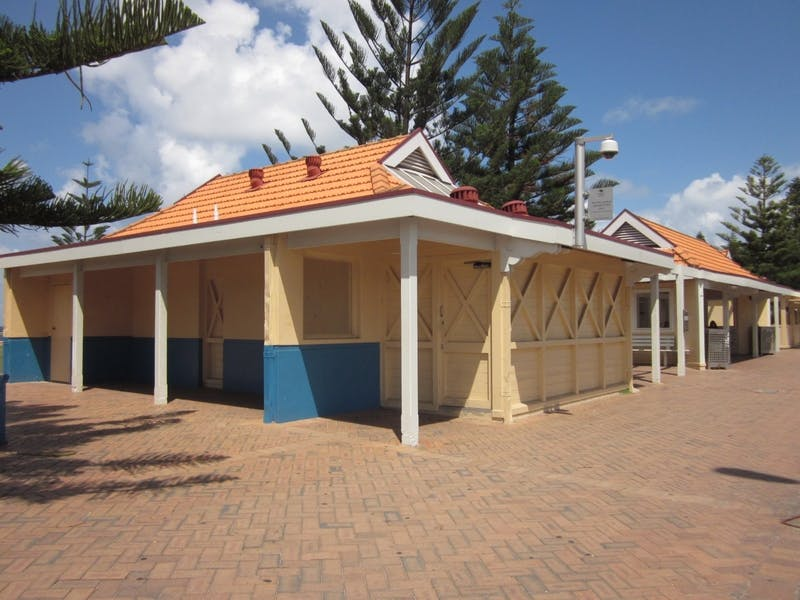 Coogee Beach Building