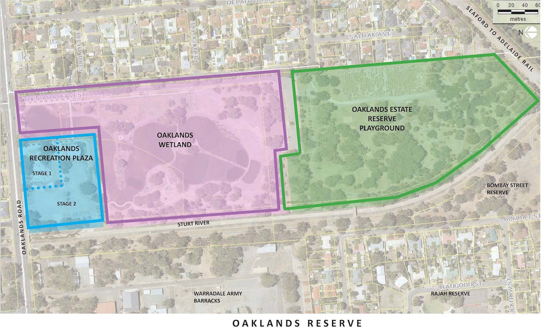 Oaklands reserve plan lr a4