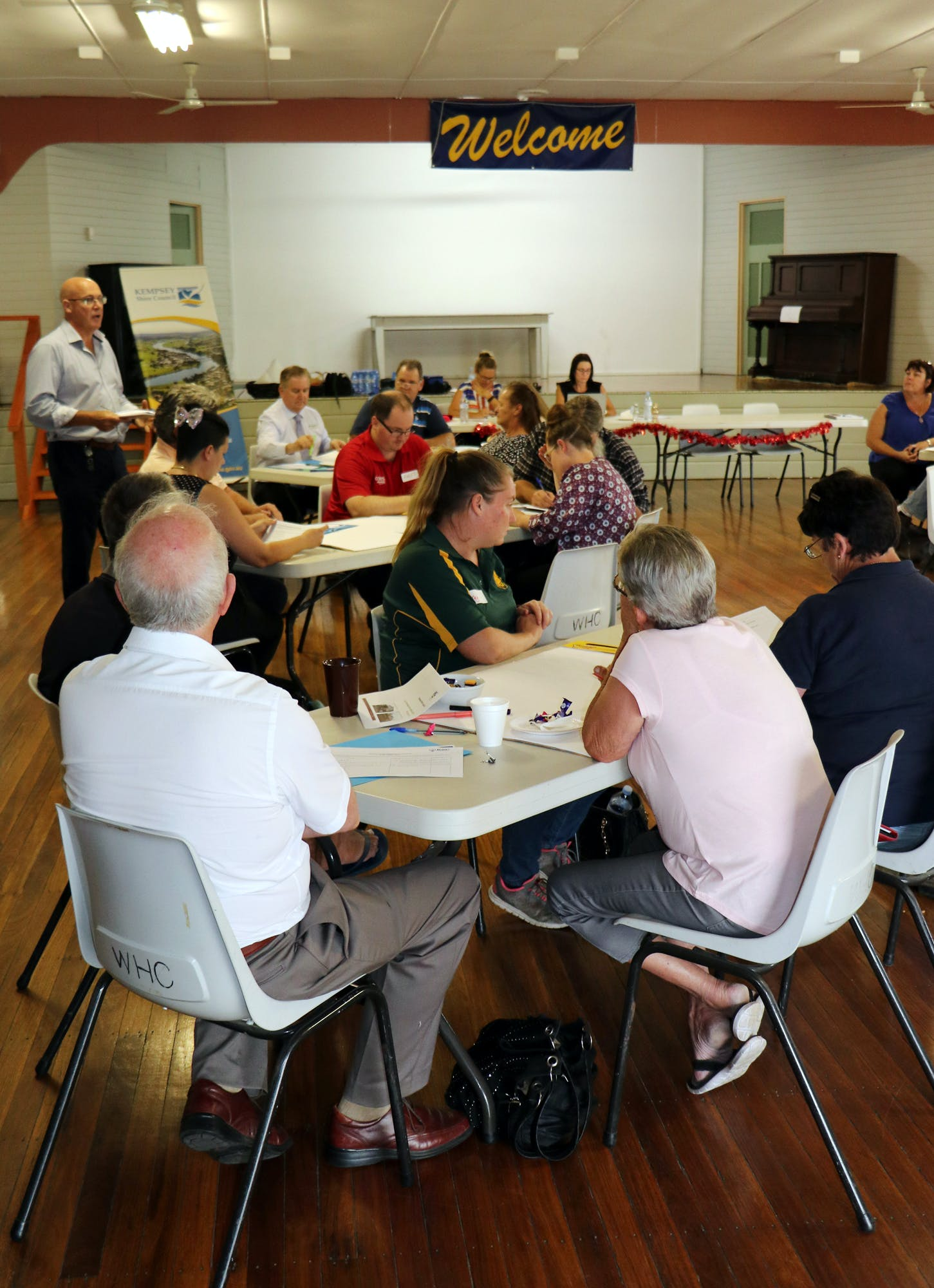 Willawarrin Community Catch-up