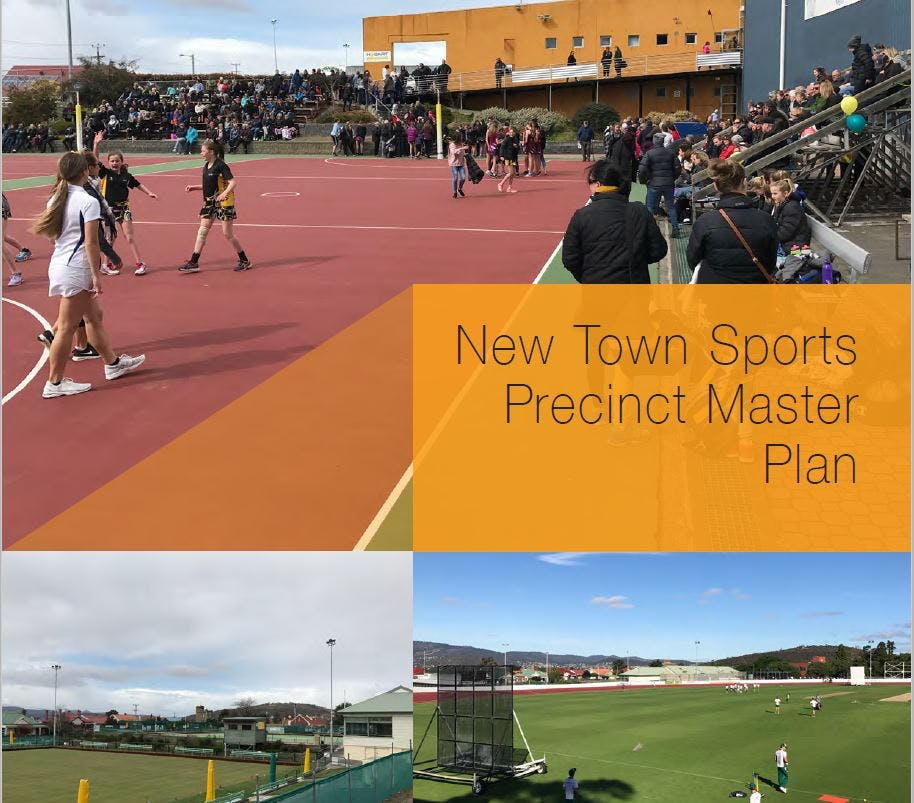 New Town Sporting Precinct