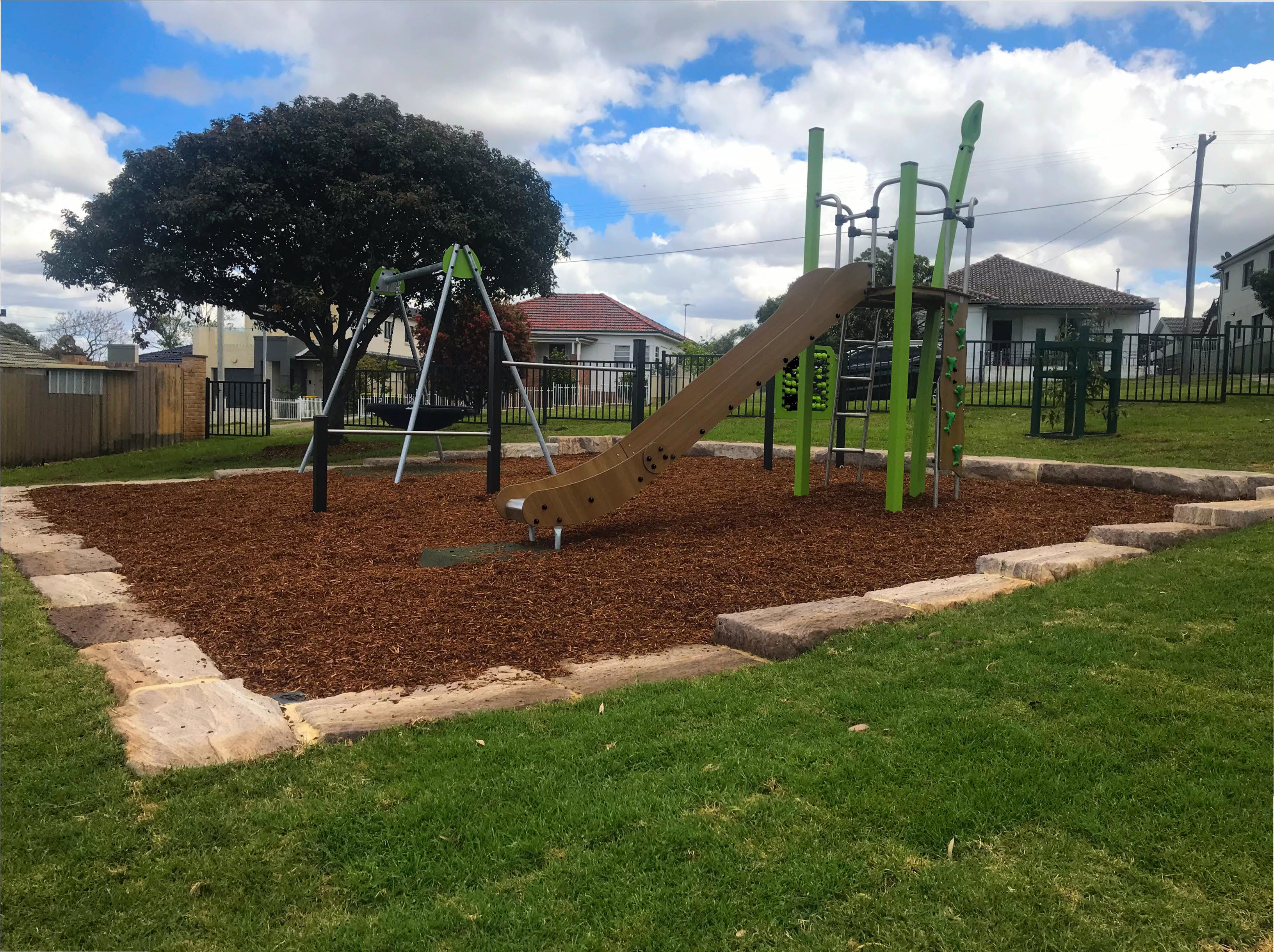 Cedric Hoffmann Reserve - completed photo 1