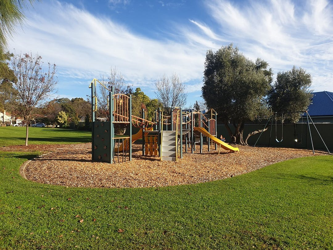 Playground Upgrade - W H Holmes Reserve, Rosslyn Park