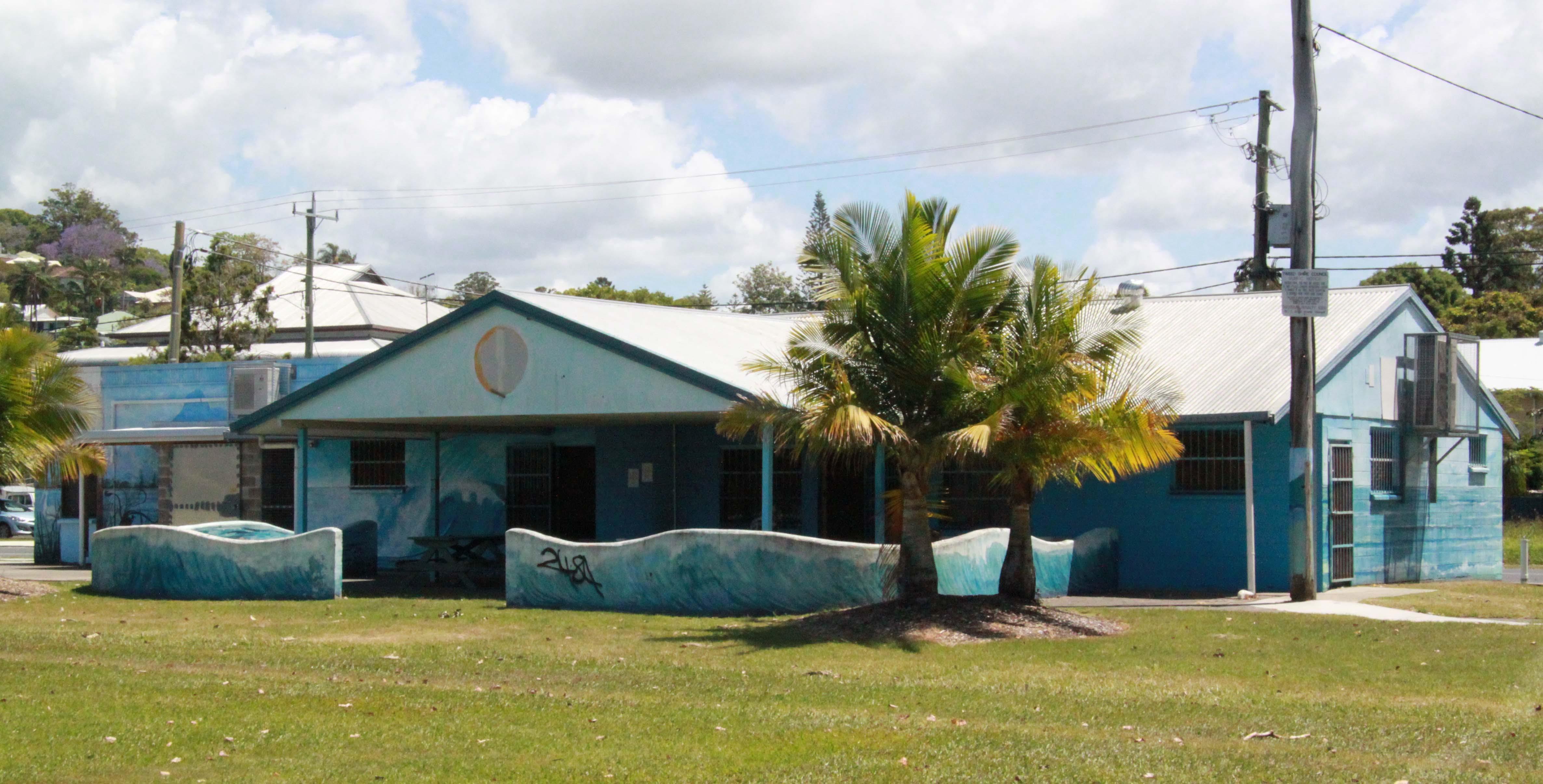 The former Murwillumbah Community Centre building.
