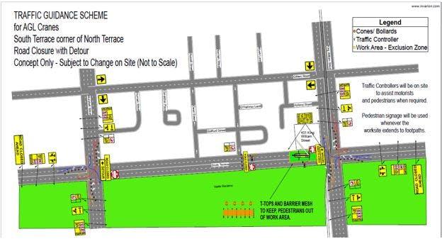 Agl.Traffic Management Plan