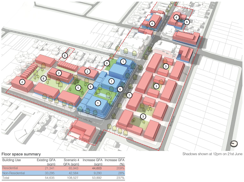 Northbridge Scenario 4