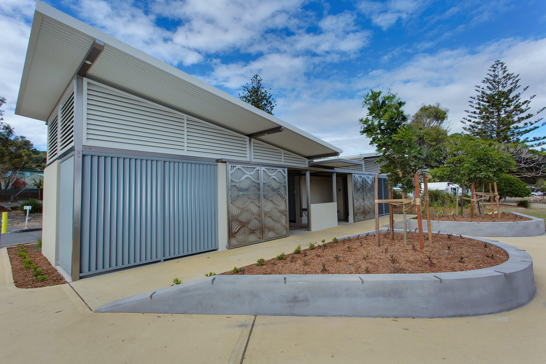 Crescent Head reserve amenities