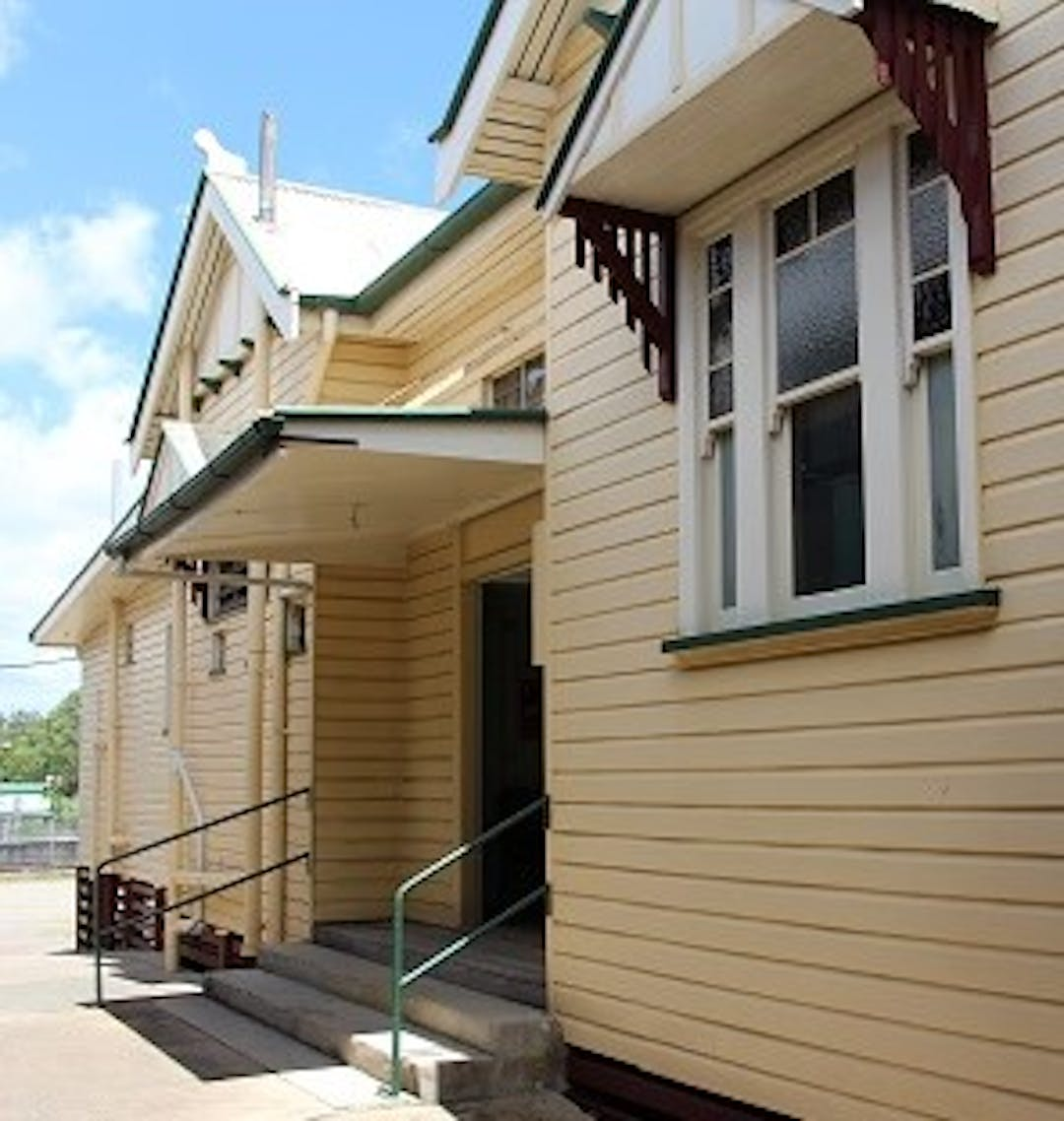 Cooroy Memorial Hall Front Entry