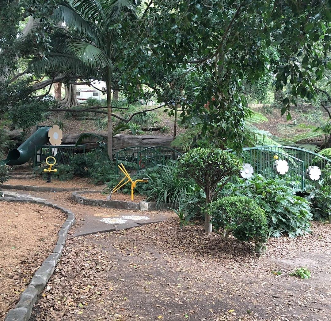Brennan park playground