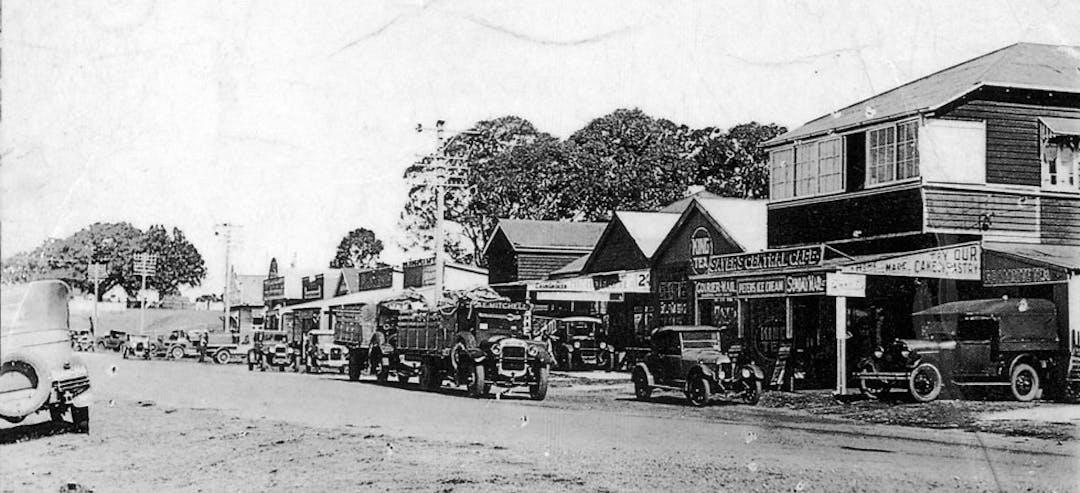 Shore Street East Precinct, c.1920s (RCC Library)
