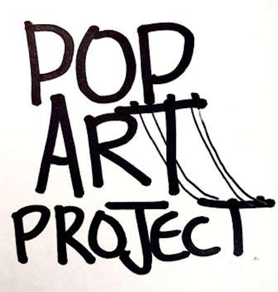 Pop logo c