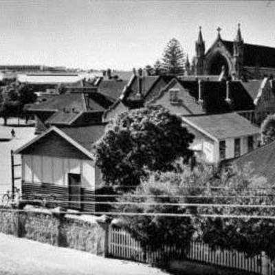 View Of Fremantle Boys School Yard