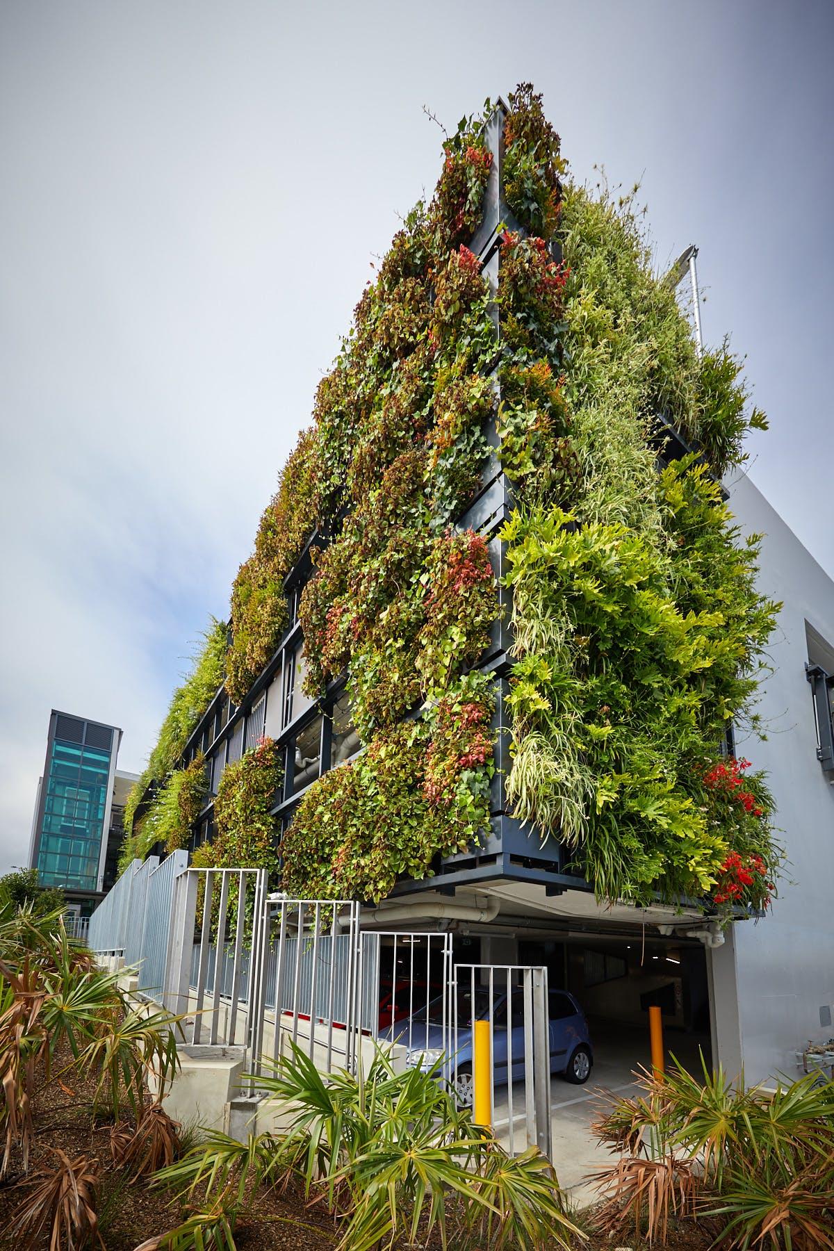 Green Wall technology