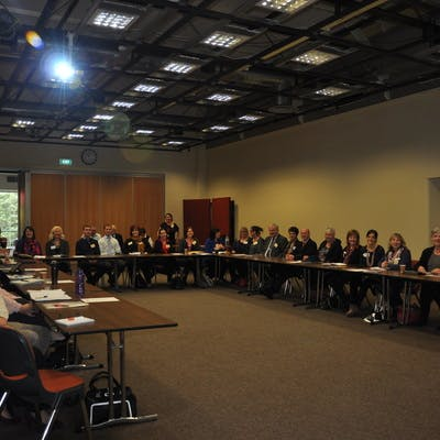 Education Leaders Forum - May 2014