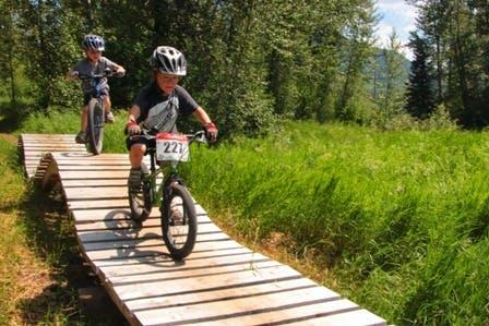 Bike Track Humps