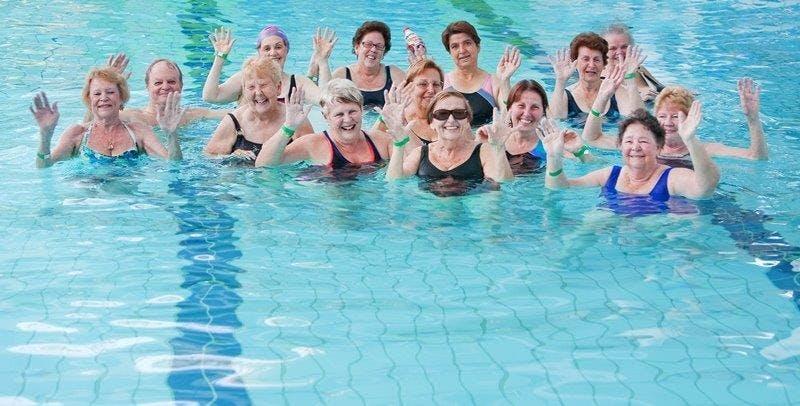 Aqua Aerobics More Gold Coast Website