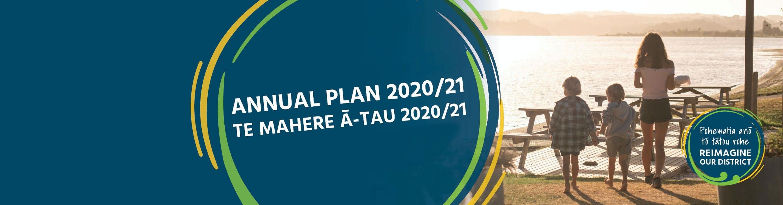 Annual Plan Consultation Document Banner