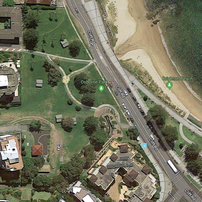 Osborne park   satellite