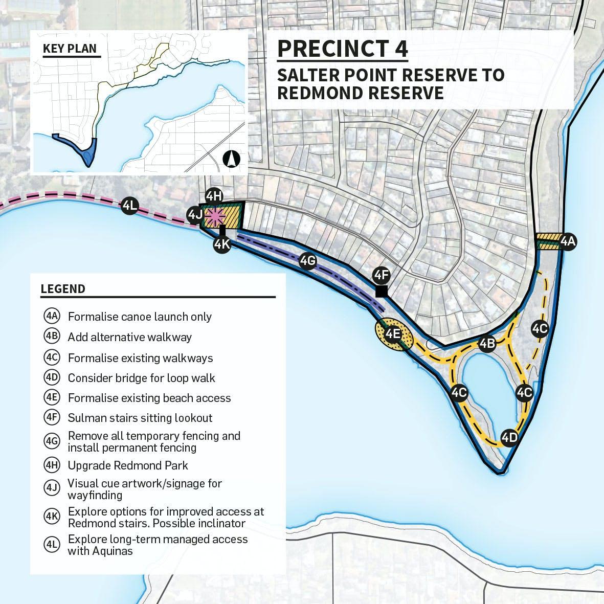 Draft Masterplan - Precinct 4