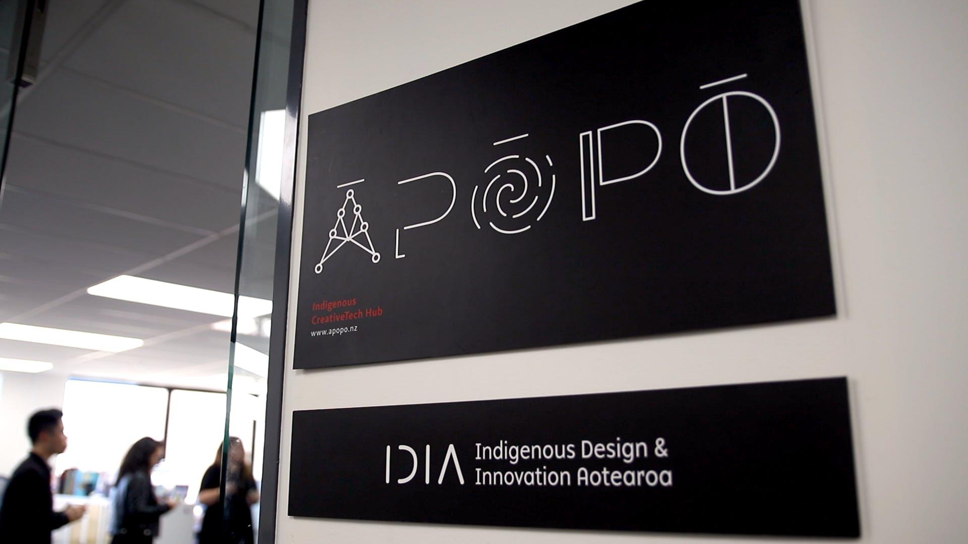 Āpōpō Indigenous CreativeTech Hub