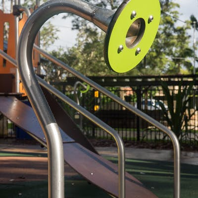 Frank Beckman Inclusive Playground, Terry Hills