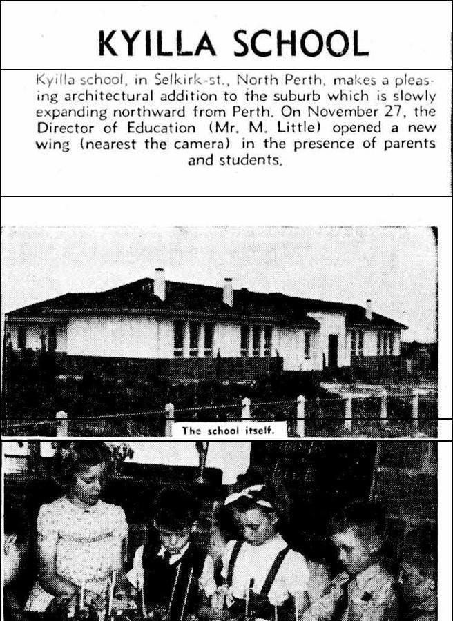 Newspaper Article - 5 Dec 1946