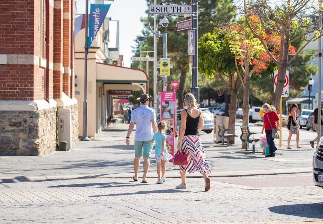 Fremantle Street Image