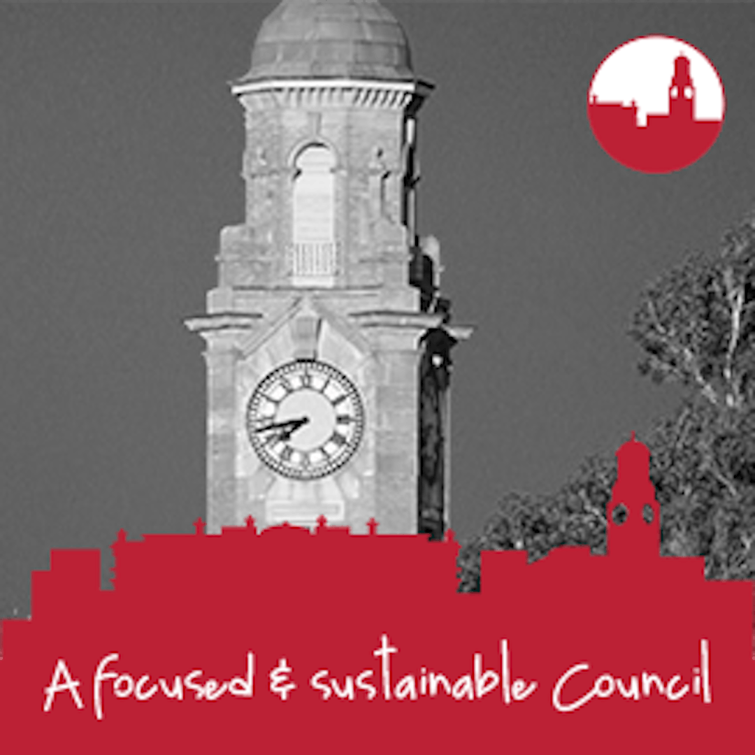 A focused and sustainable Council