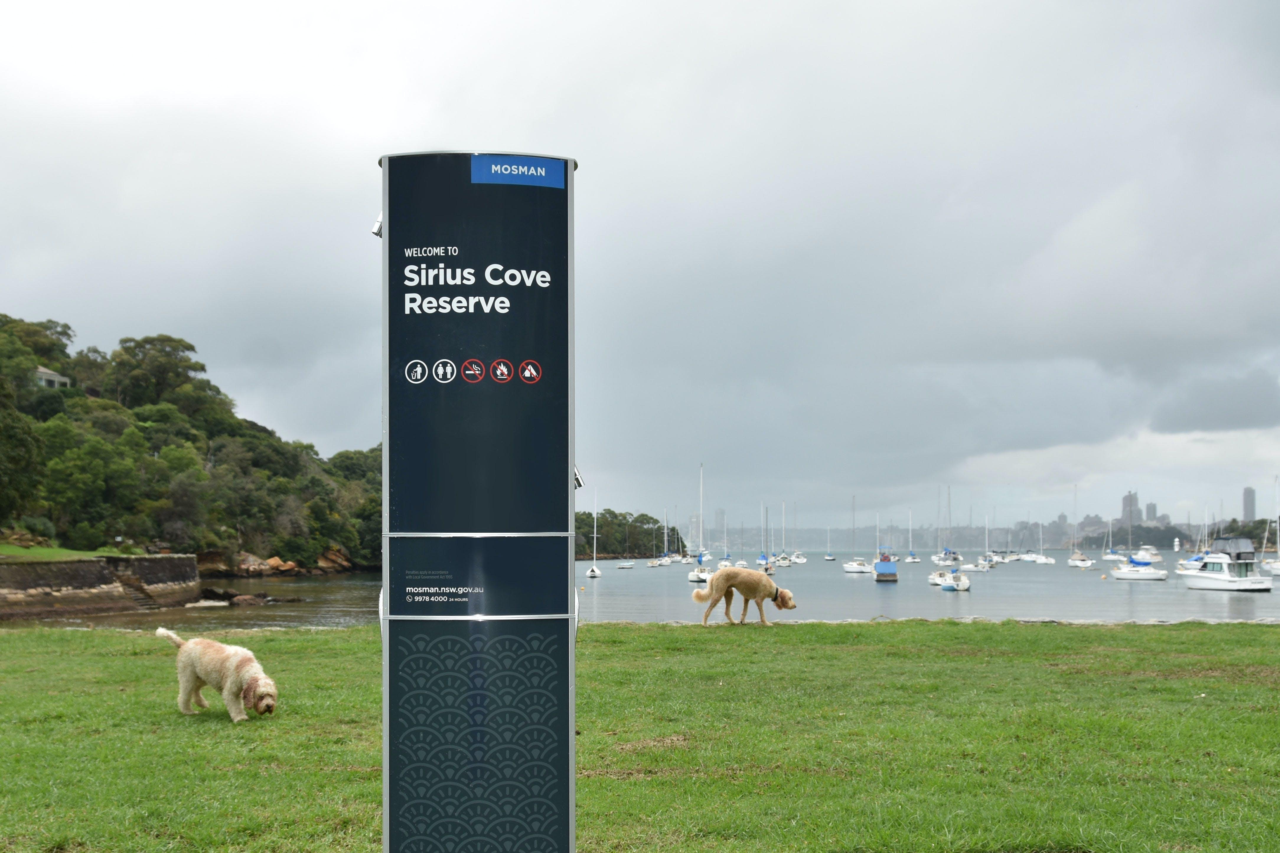 Sirius Cove Reserve