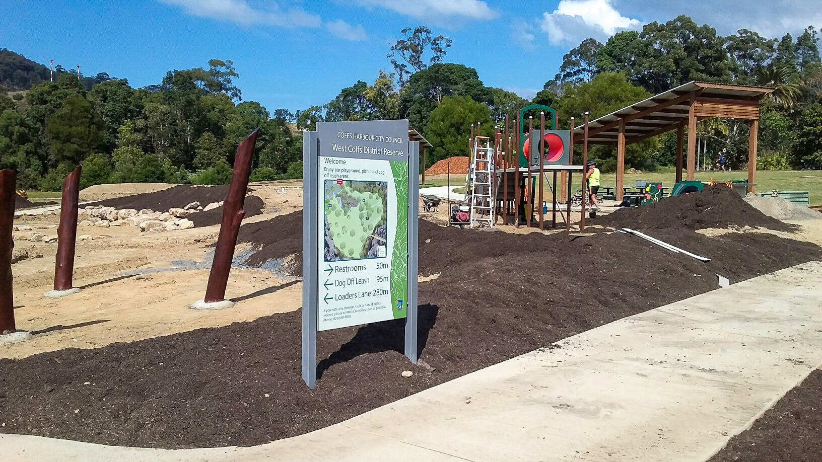 Welcome to West Coffs District Park - Opening Soon!