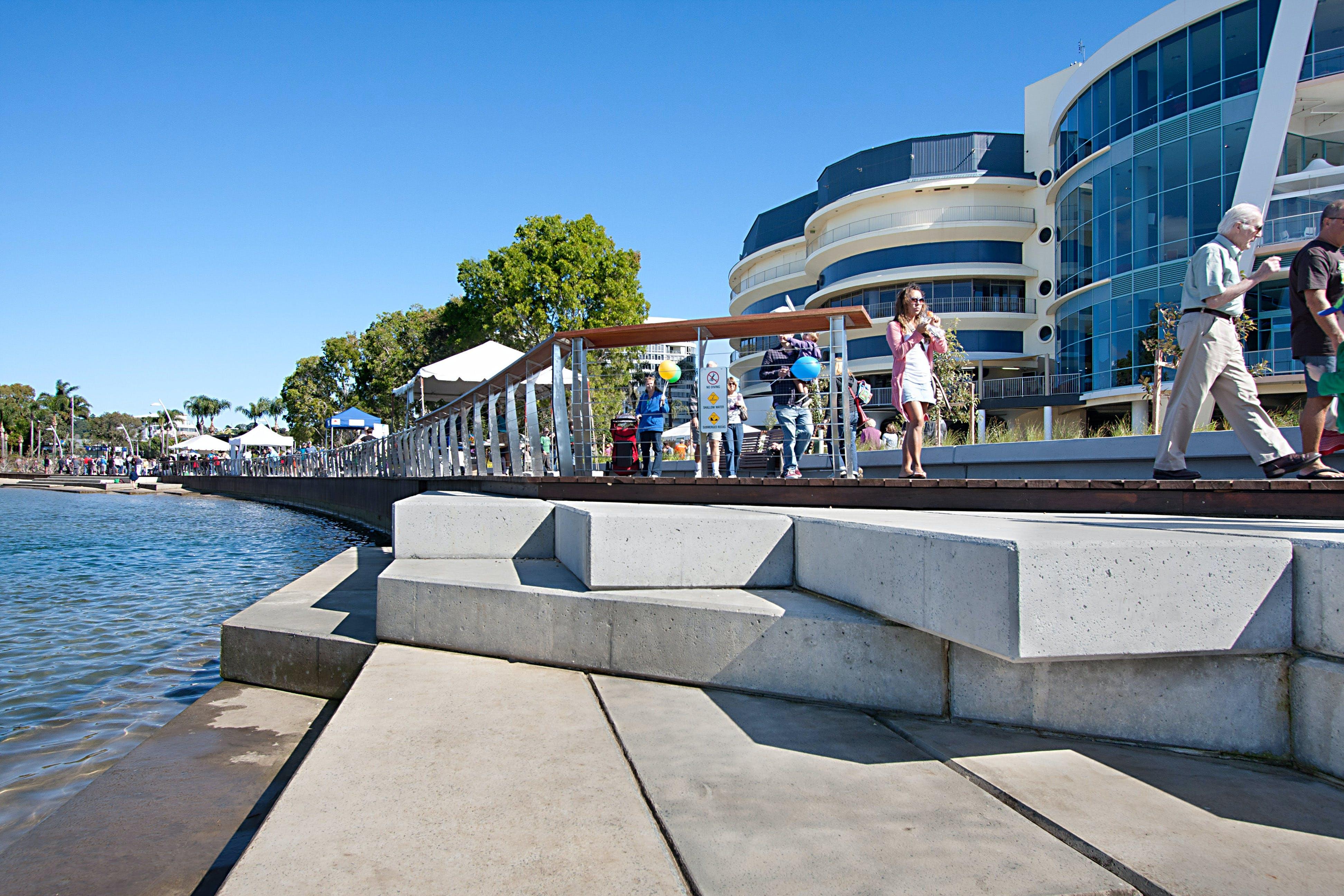 Jack Evans Boat Harbour revitalisation