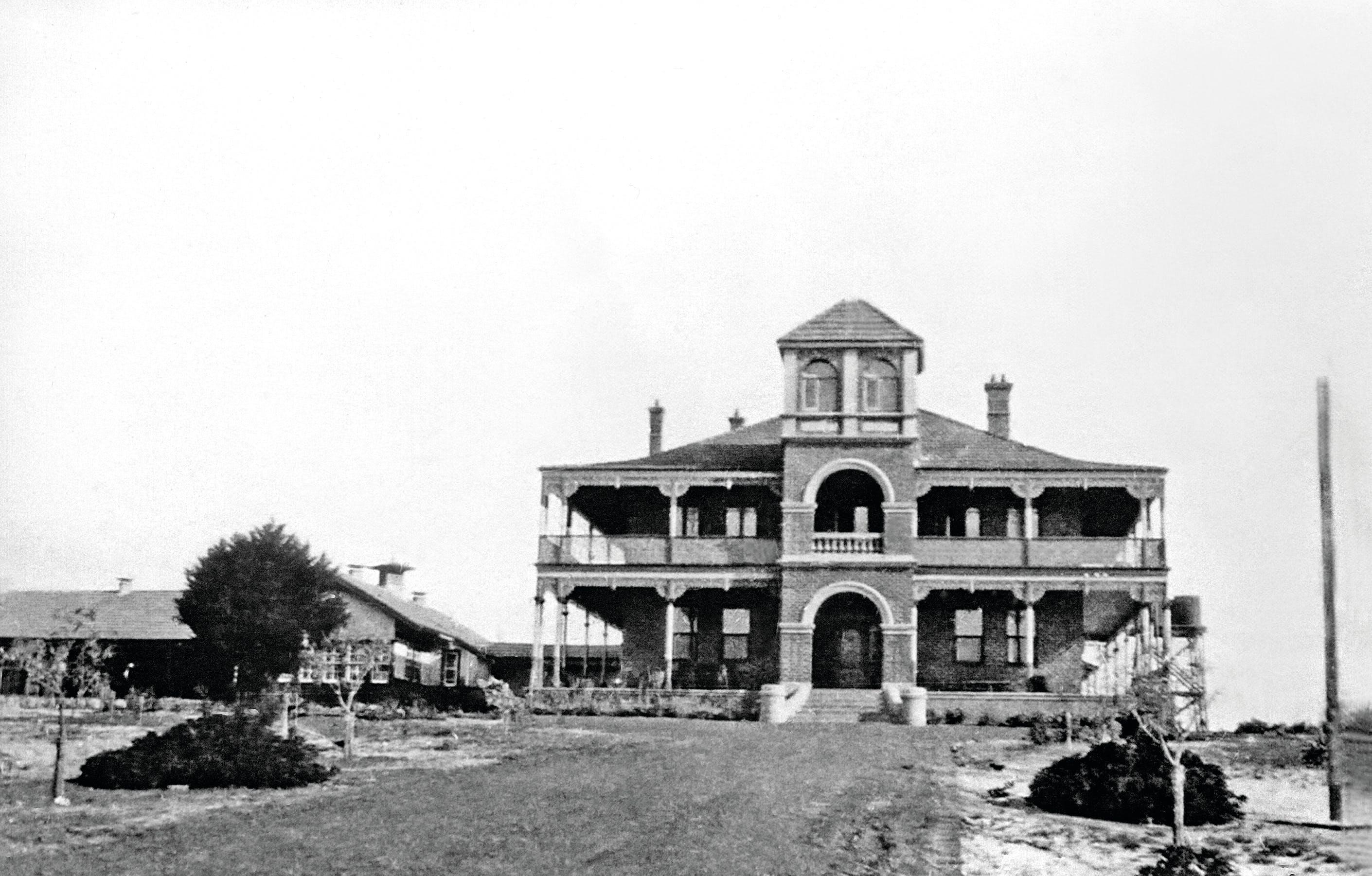 Edward Millen Home
