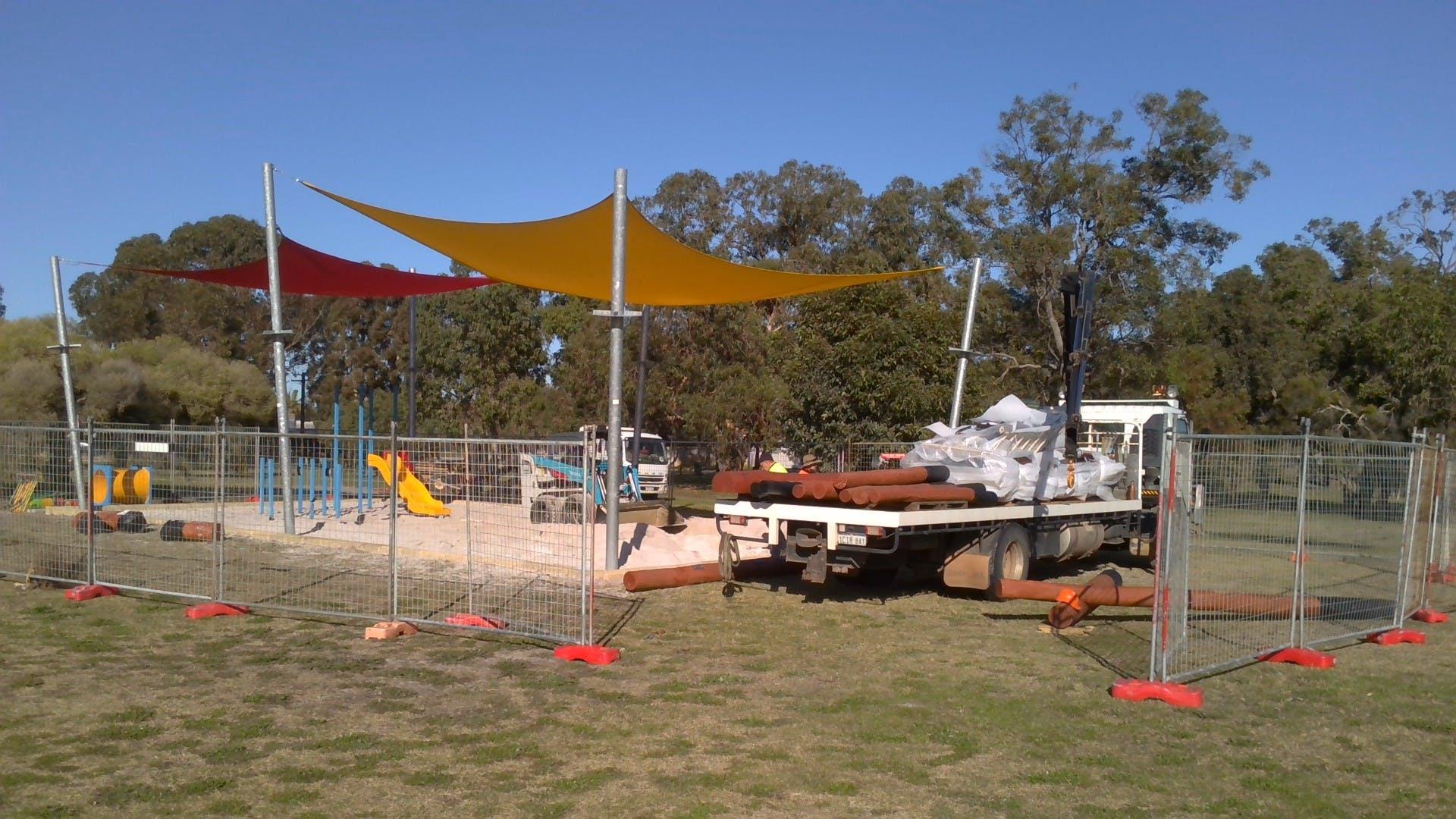 Ferndale Park playground 3