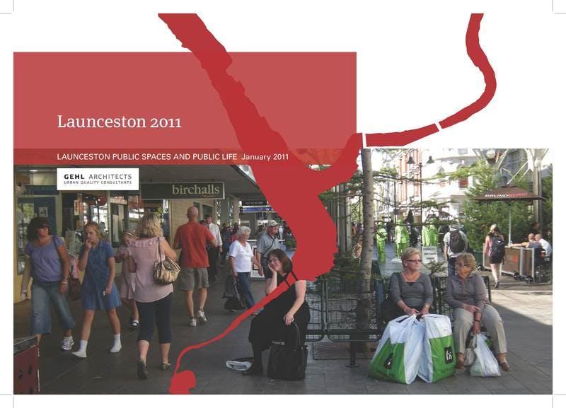 Public Spaces Public Life Report Cover