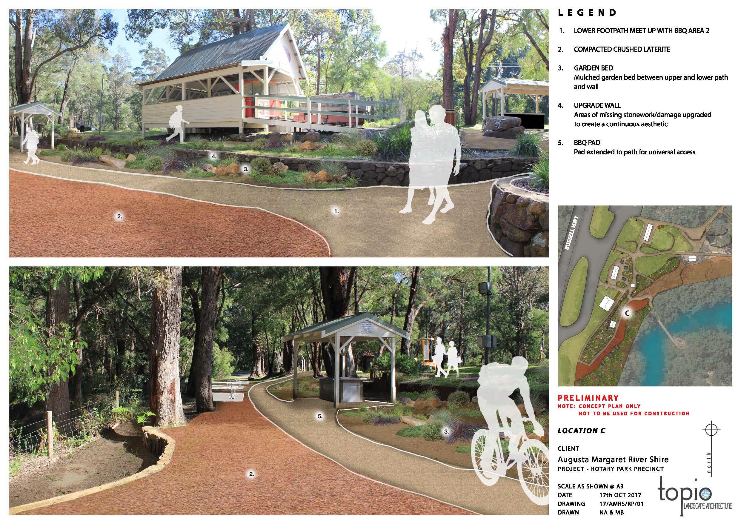 Rotary Park Master Plan Page 4