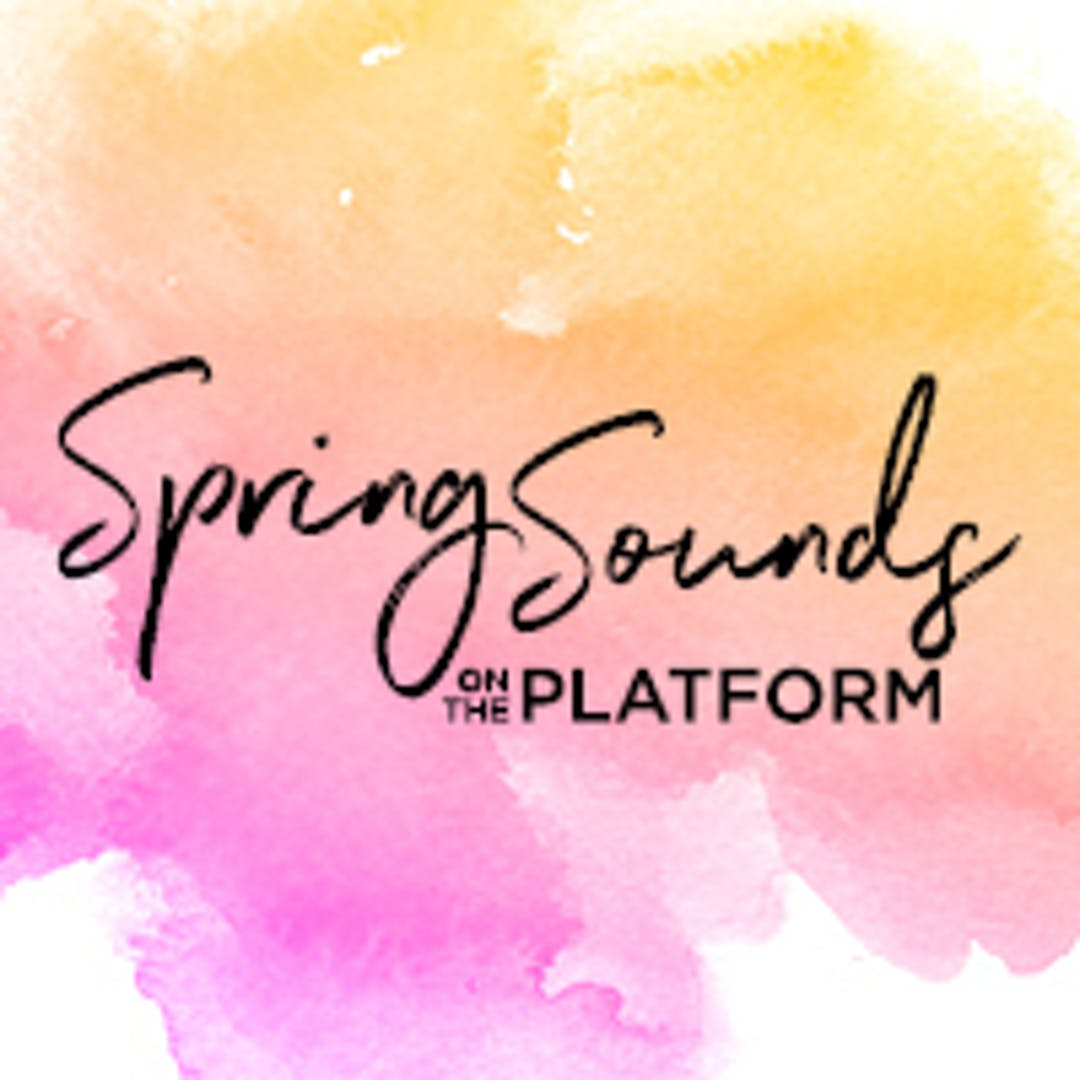 Spring sounds square logo