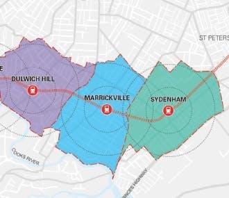 Sydenham To Bankstown Urban Growth Corridor