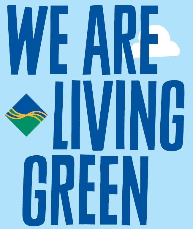 We Are Living Green