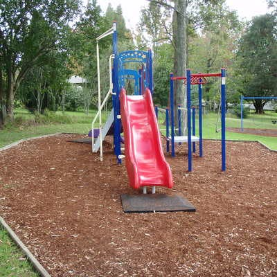 Play equipment safety upgrades
