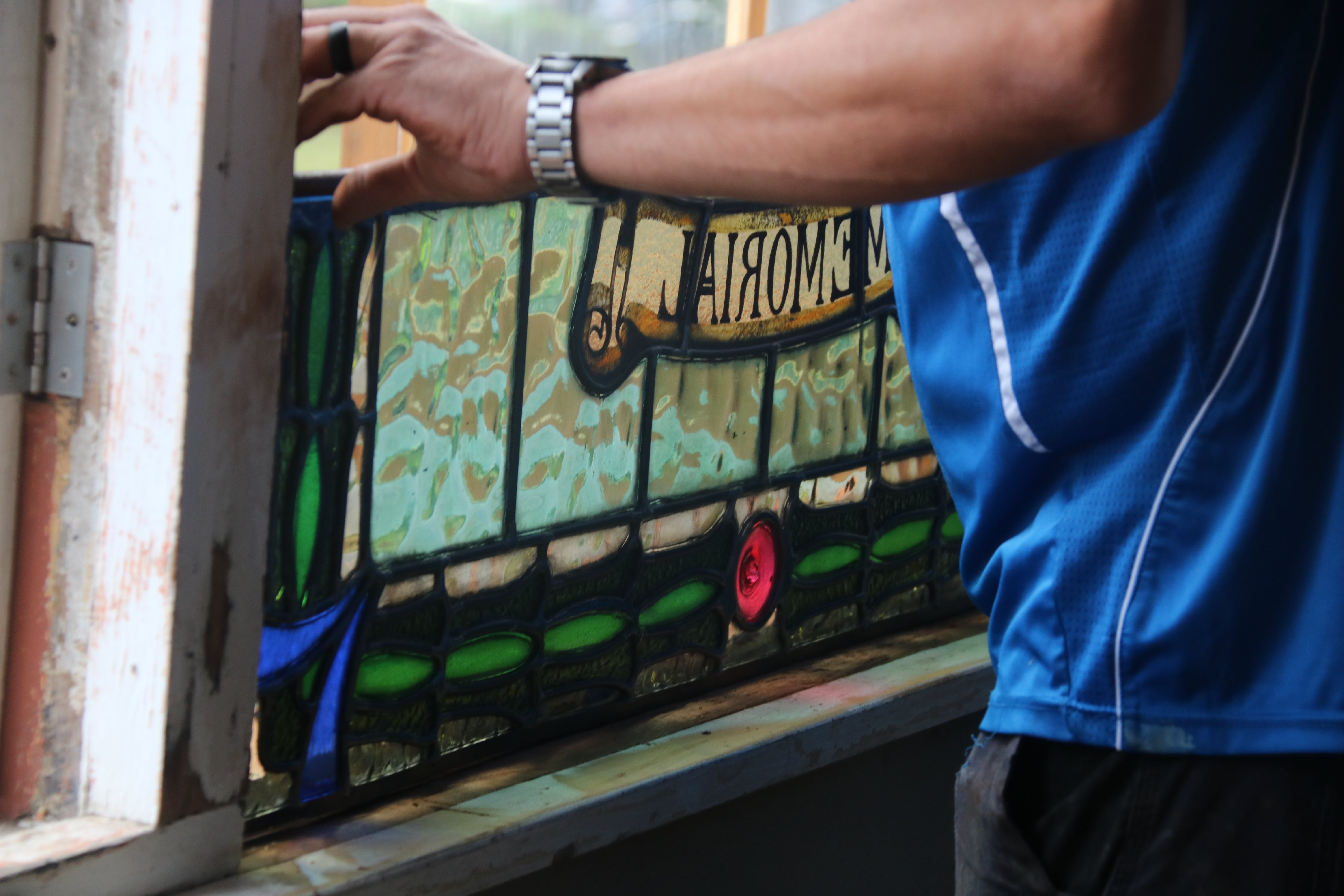 Replacing the Soldiers Window