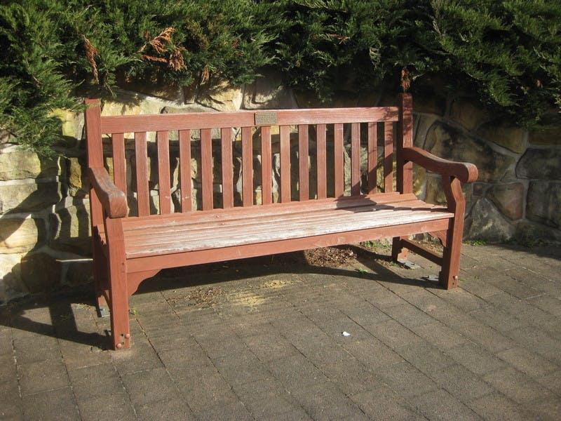 Ross Ellerman Memorial Seat, Wentworth Falls