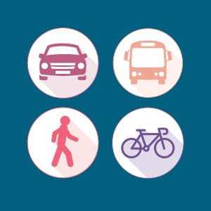 Modbury Transport Icon