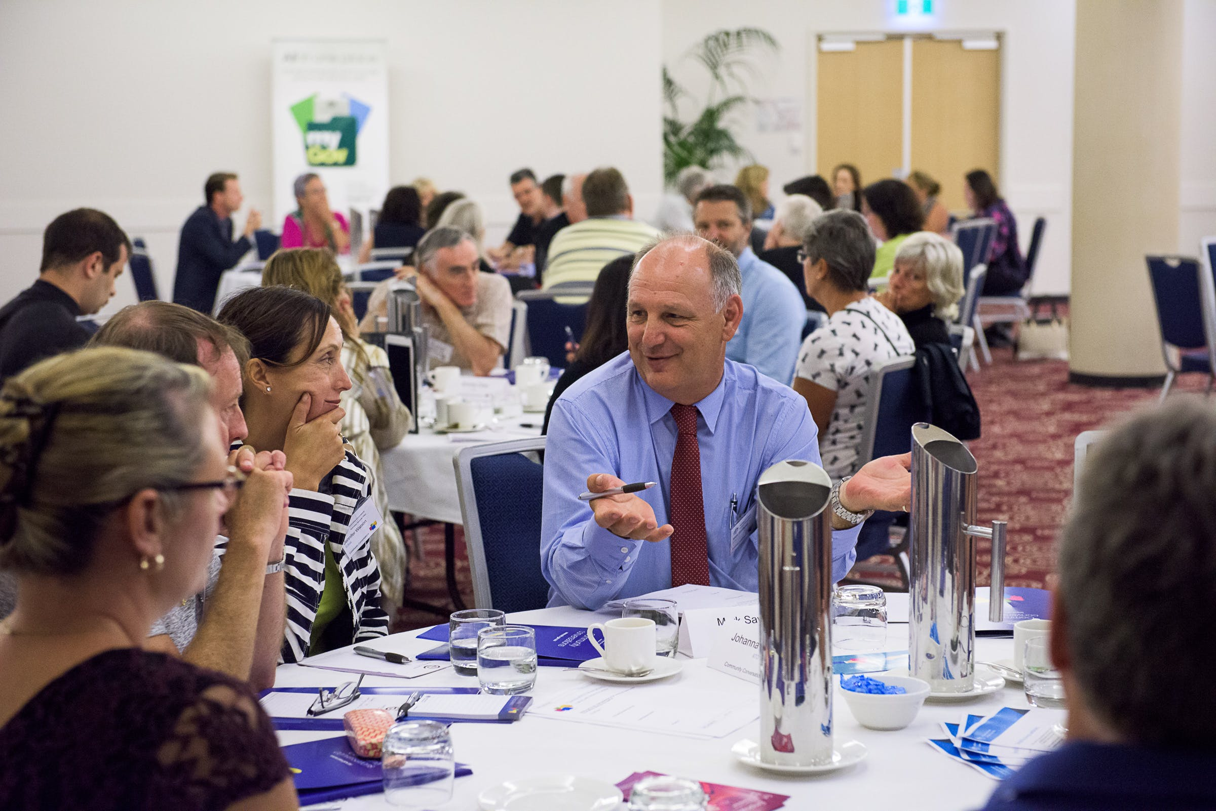 Community Conversation - Sunshine Coast