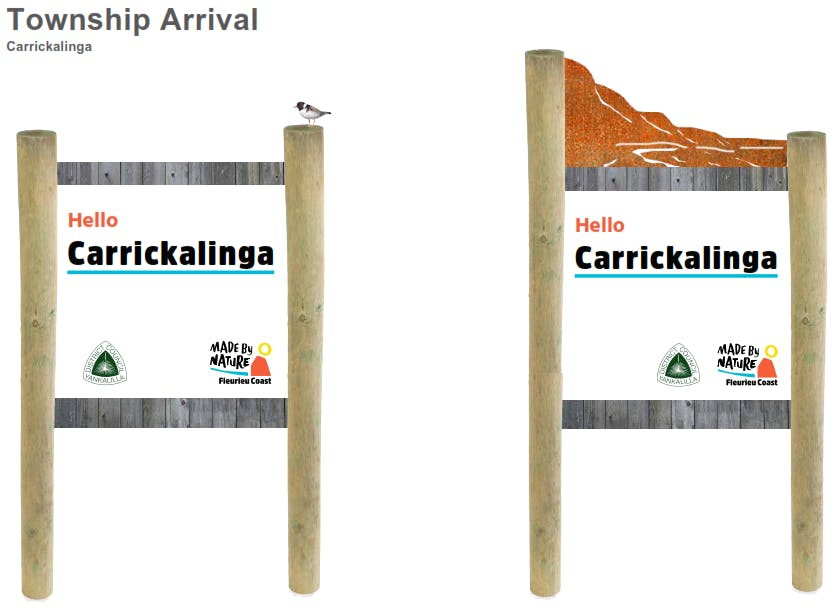 Carrickalinga Mock-Ups