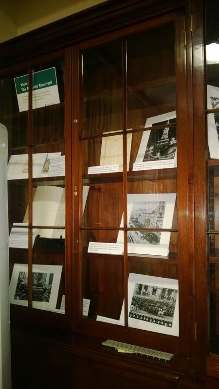 10. Exhibition Room