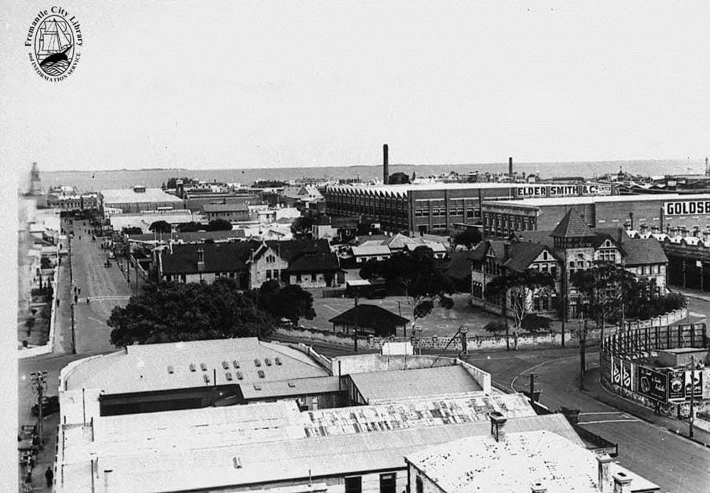 View Of Fremantle