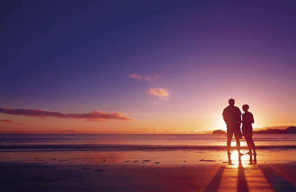 Cape Hillsborough Sunset