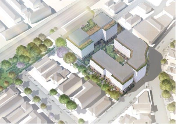 Precinct development