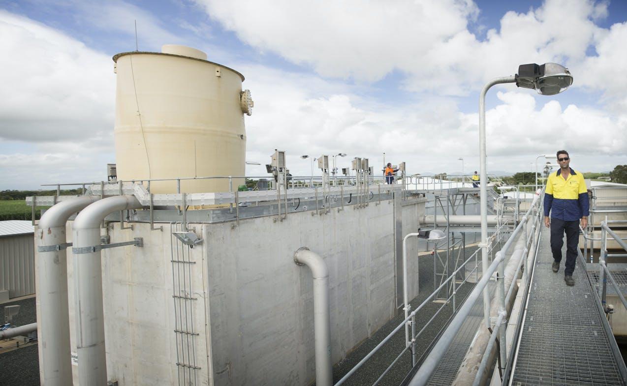 Proserpine Water Treatment Plant