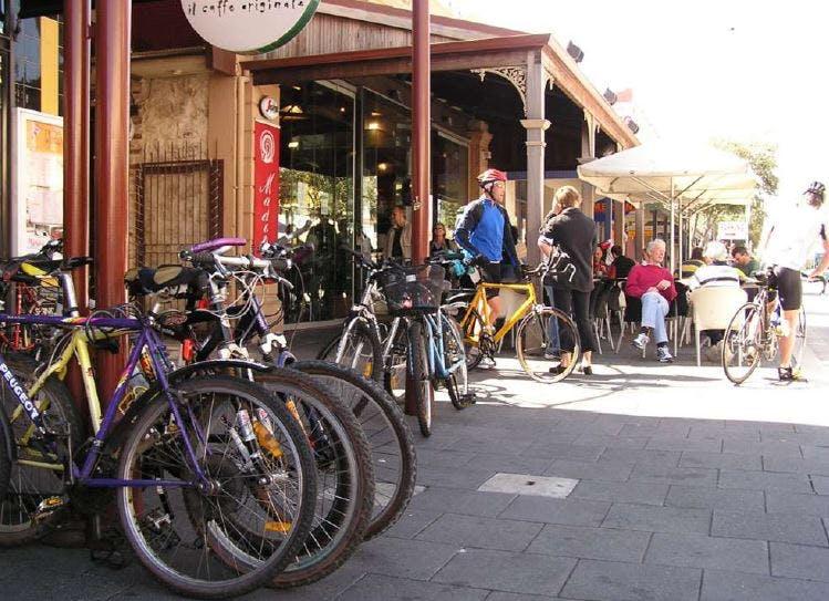City of Fremantle Bike Plan Review
